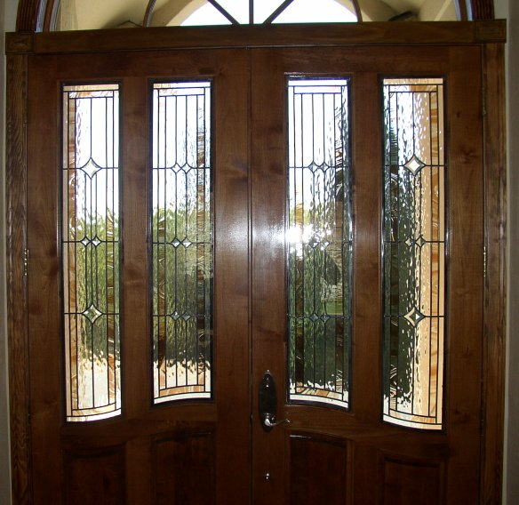 Double Exterior Doors with Glass 584 x 568 · 78 kB · jpeg