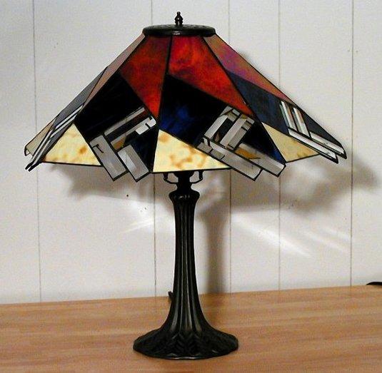 High Quality Craftsman Style Lamp