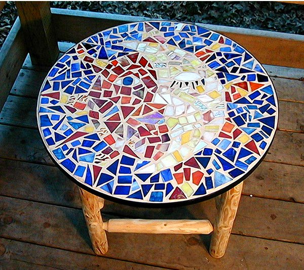 Fabulous Sun and Moon Mosaic Patterns 600 x 534 · 127 kB · jpeg